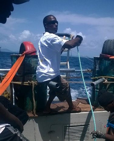 Fishing Sites - Carriacou