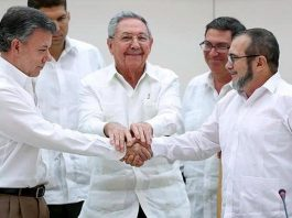 Colombia Peace Agreement