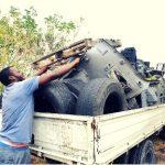 loading refuse