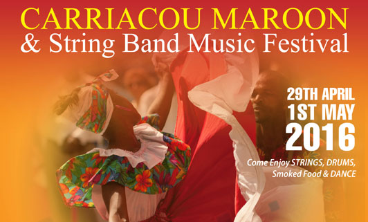 Carriacou Maroon & String Band Music Festival