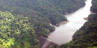 John Compton Dam
