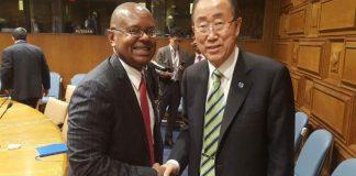 Ban Ki-moon, Ban Ki-moon
