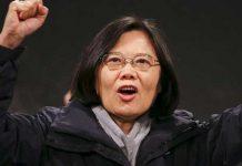 Dr Tsai Ing-wen