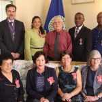 Belizeans Honoured by the Queen