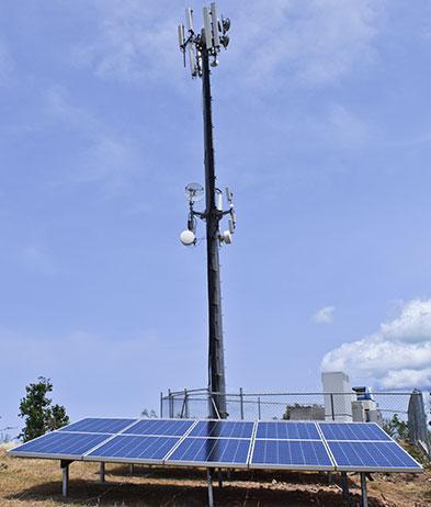 Sun2com solution installed - Digicel