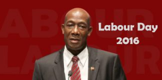 Keith Rowley - Labour Day Message