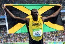 Olympics - Bolt