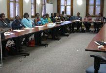 Retiree Adolescent Partnership Programme training