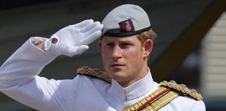 HRH Prince Harry