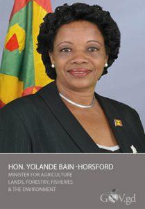 Yolande Bain-Horsford