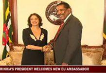 Ambassador Tramacere