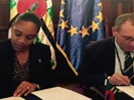 Dominica Signs EU Agreement