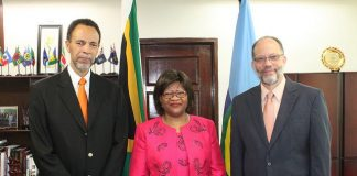 South Africa solidify diplomatic relations