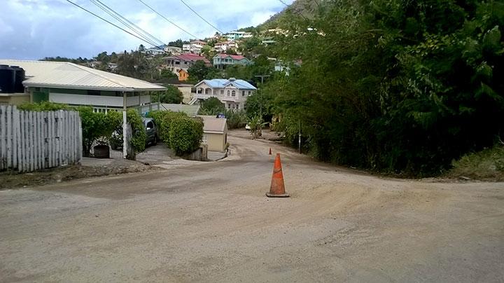 Corinth - St. Lucia