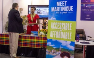Martinique Exhibiting at Routes Americas - 2017