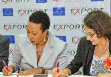 European Development Fund - Signing