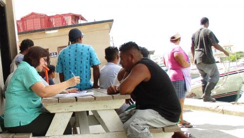 CRFM Fishing Study
