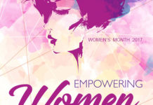 Women's Month - 2017