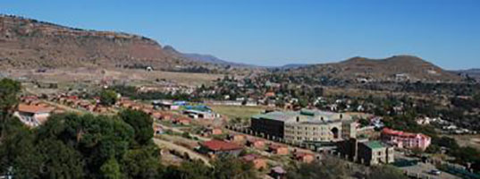 Commonwealth secretary general to visit lesotho caribbean press maseru capital of lesotho sciox Images