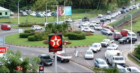 Saint Lucia Roads