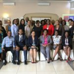 Participants in the OECS HIV/STI Guidelines Working Group