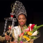 Chancy Fontenelle - St. Luica 2017 Carnival Queen