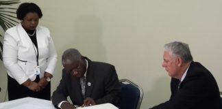 maritime boundary agreement