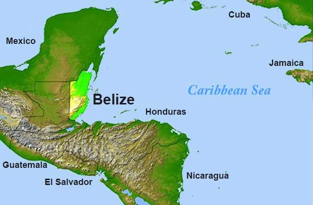 Belize Border