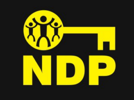 NDP - New Democratic Party of St. Vincent and the Grenadines