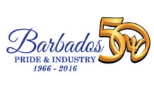 Barbados 50th Anniversary of Independence - Golden Jubilee