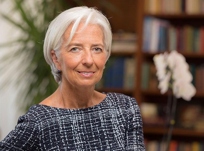 Christine Lagarde - IMF Managing Director