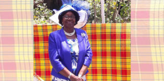 Dame Pearlette Louisy - Governor General of St. Lucia