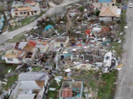 Relief Supply To Hurricane Stricken Islands