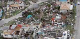 Relief Supply To Hurricane Stricken Islands