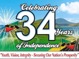 St Kitts and Nevis Independence