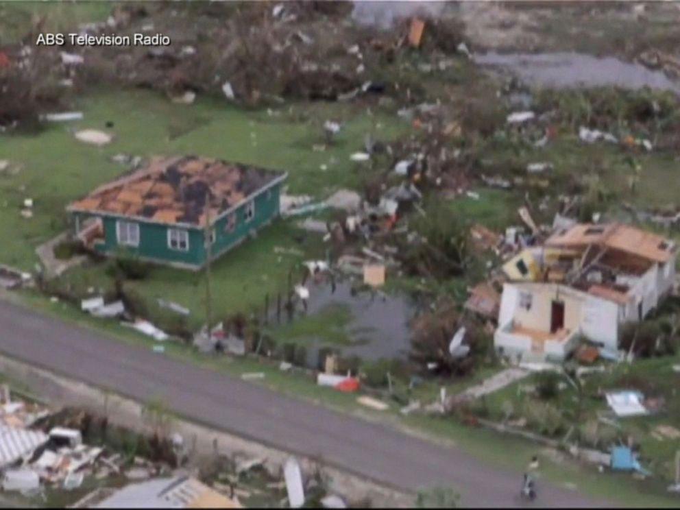CDB on Hurricane Irma