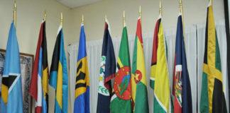 OECS Flags
