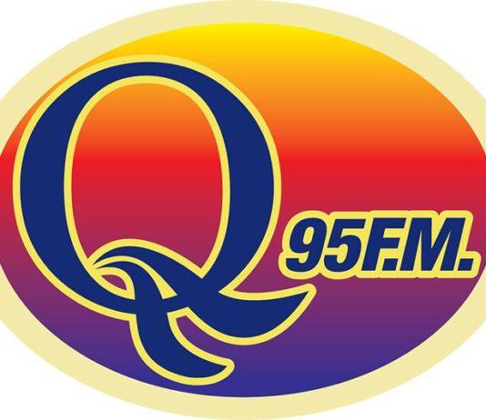 Q 95 FM via Fire Online Radio