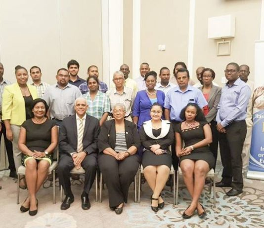 CDB and BNTF Poverty Reduction Programme