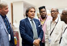 Italy interested in exploring fashion industry