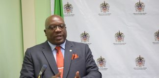 opposition leader holds diplomatic passport of Dominica.