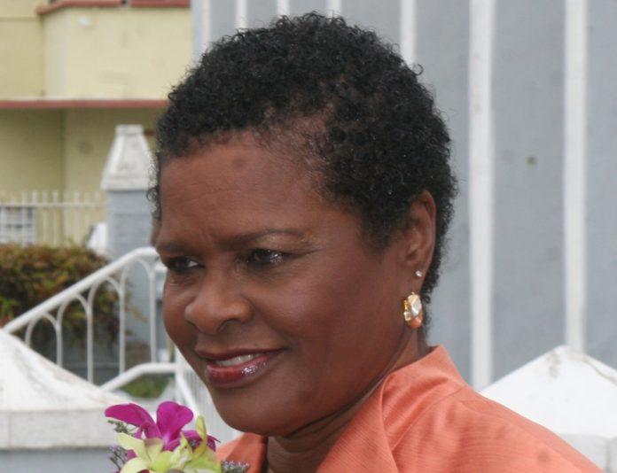 Governor-General designate, Madame Justice Sandra Mason. (FP)
