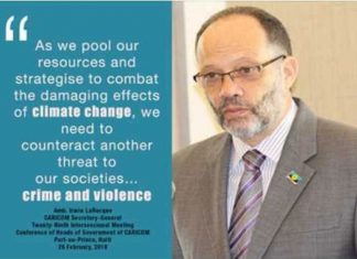 CARICOM Arrest Warrant Treaty