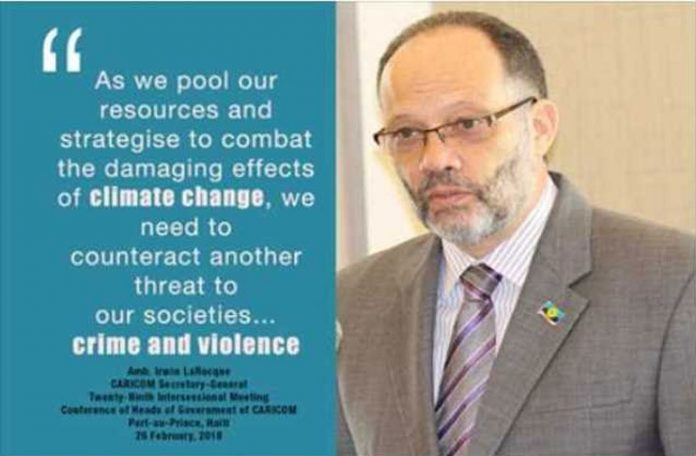 CARICOM Arrest Warrant Treaty