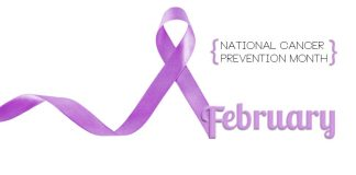 cancer awareness and prevention month