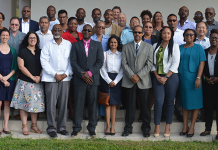 Caribbean Fisheries-Forum delegates