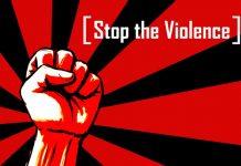 anti-violence campaign