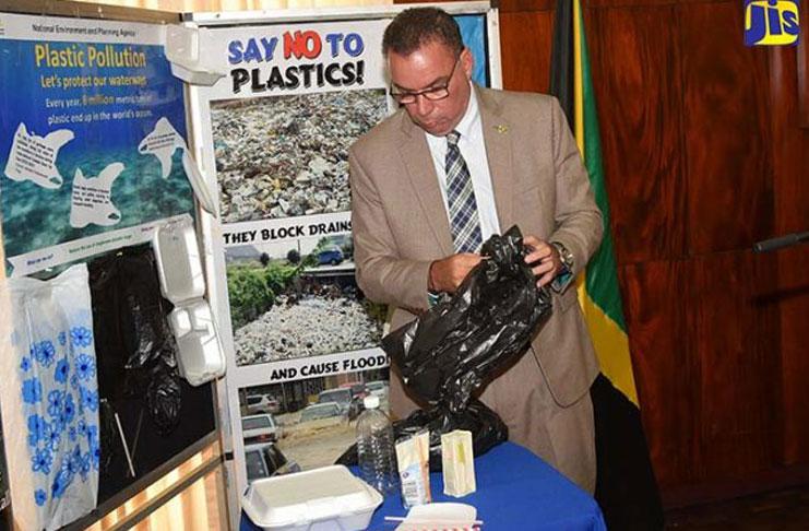 Plastic and Styrofoam Ban