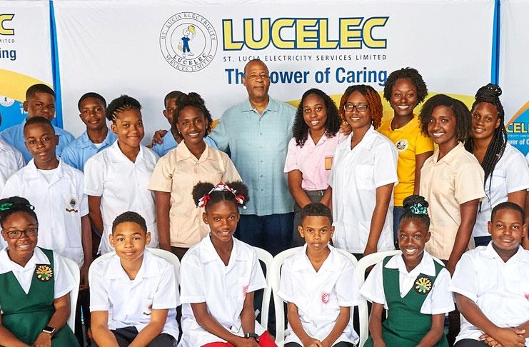 LUCELEC Scholarship