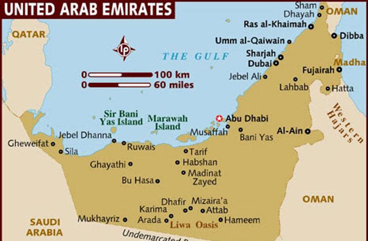 UAE-Caribbean